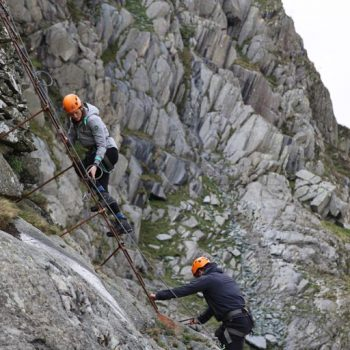 Via Ferrata at Honister