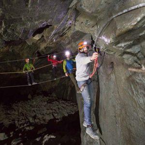 Climb The Mine