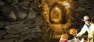 Mine Tours with children