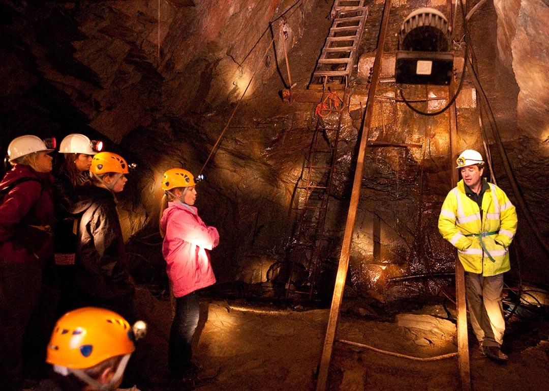 Honister Slate Mine Tour