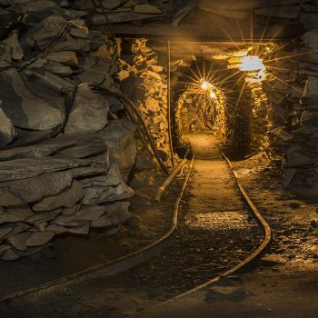 Mine Tour at Honister