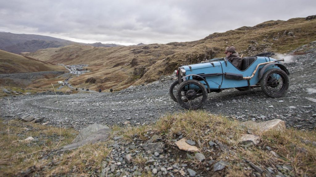 Honister Vintage Car Rally Cumbria